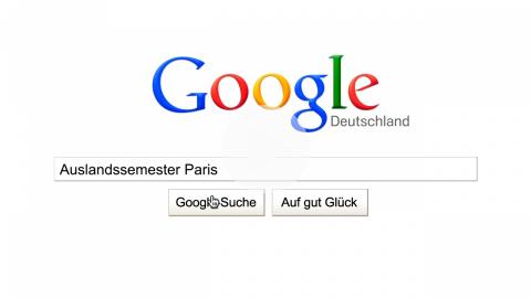 Das Leben ist eine Suche / Deutsch-Französische Liebe